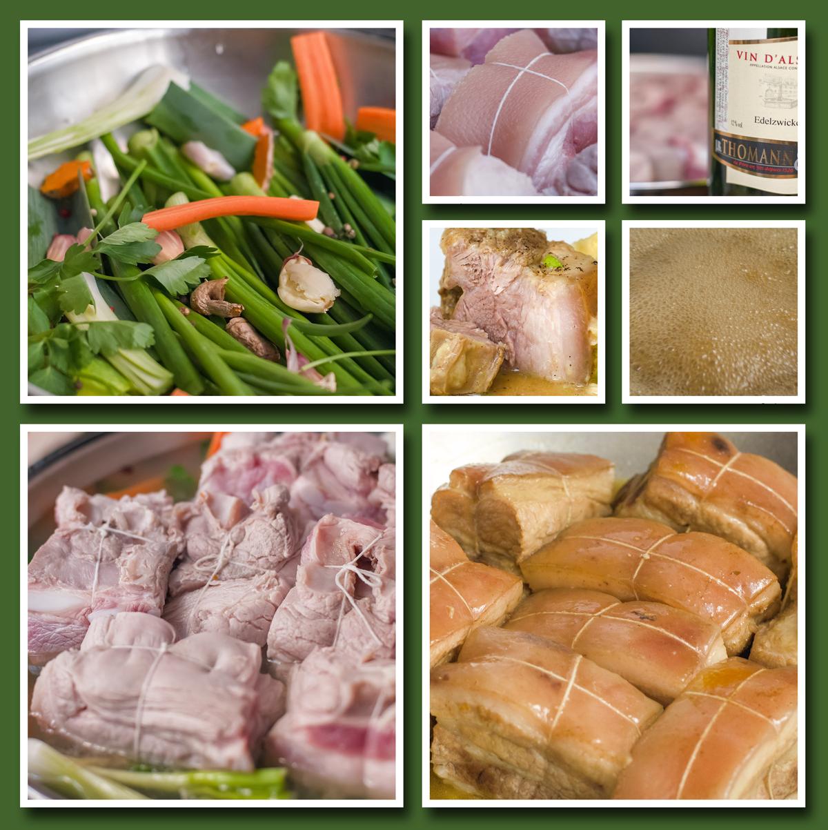 Dong Po Rou (东坡肉) - Porc Dongpo à la Française