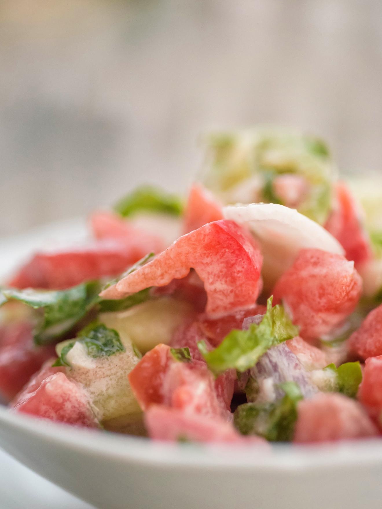 salade arabe