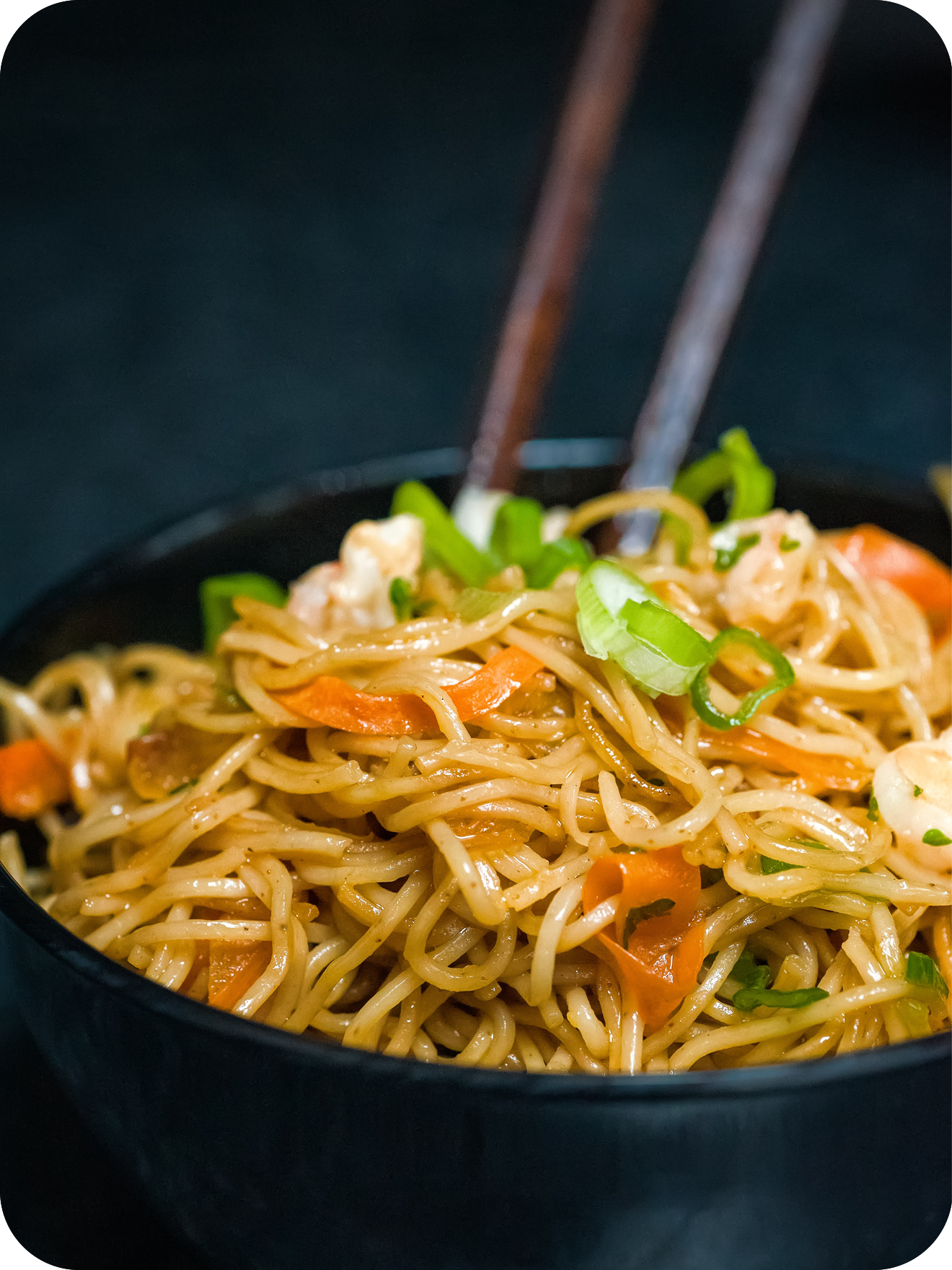 Chow-mein-炒麪